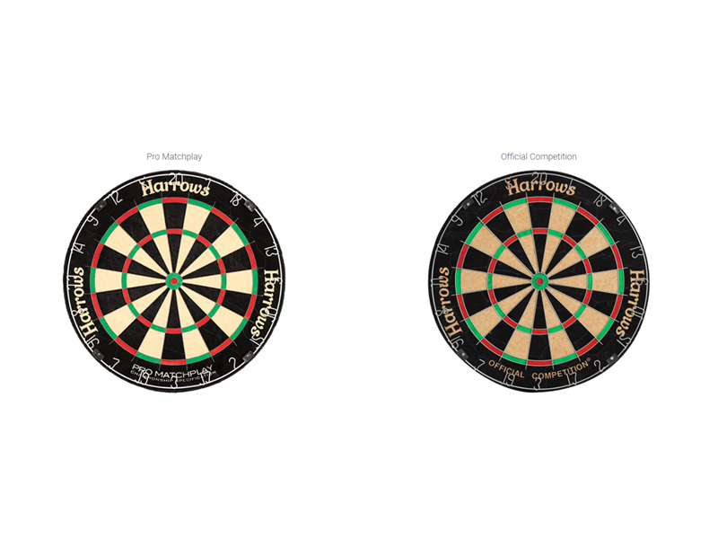 New dart boards competition and match.