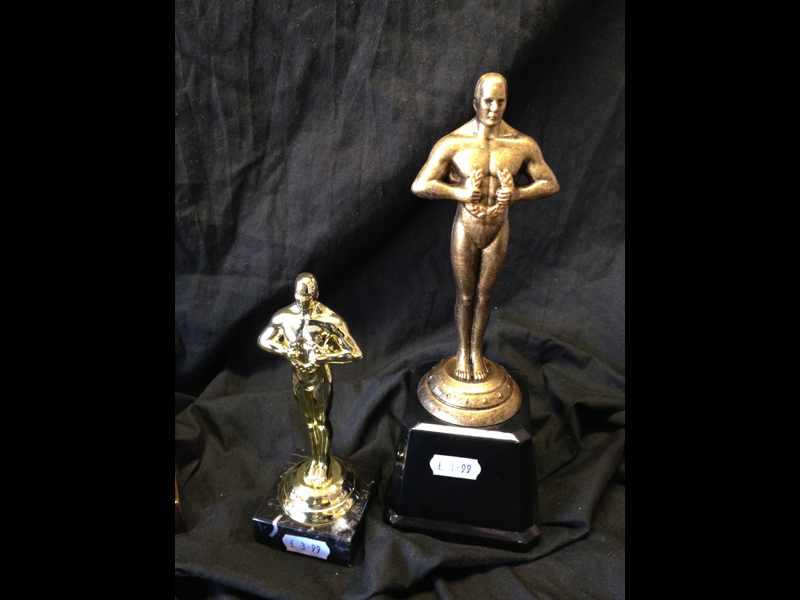 The Oscars, ideal trophies for school or Corporate Awards.